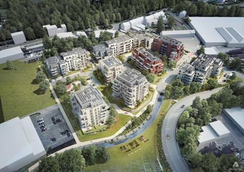 Le promoteur bruxellois Motown développera le projet Val de Thines à Nivelles
