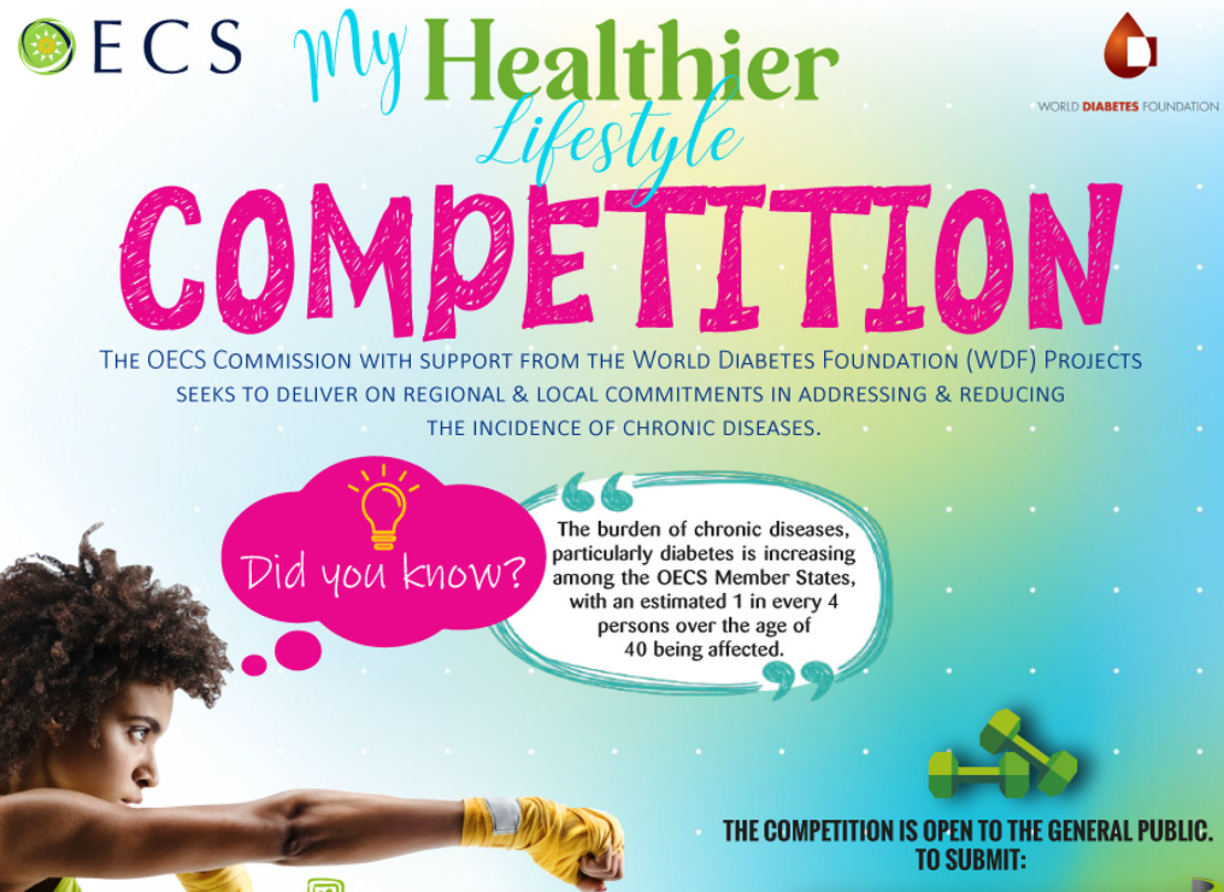 Participate in the 'My Healthier Lifestyle Contest' and win a prize