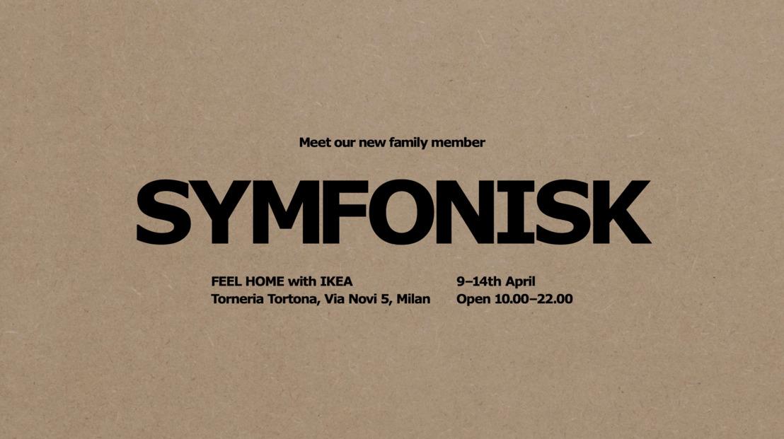 IKEA focust in Milaan samen met Sonos op licht en geluid