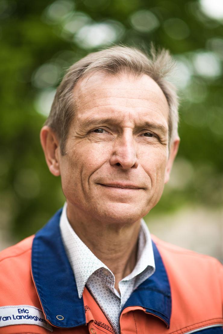 Eric Van Landeghem (Volvo)