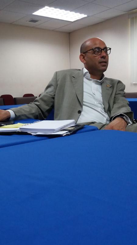 Hon. Simon Stiell - Minister of State for Human Resource Development & Environment - Grenada