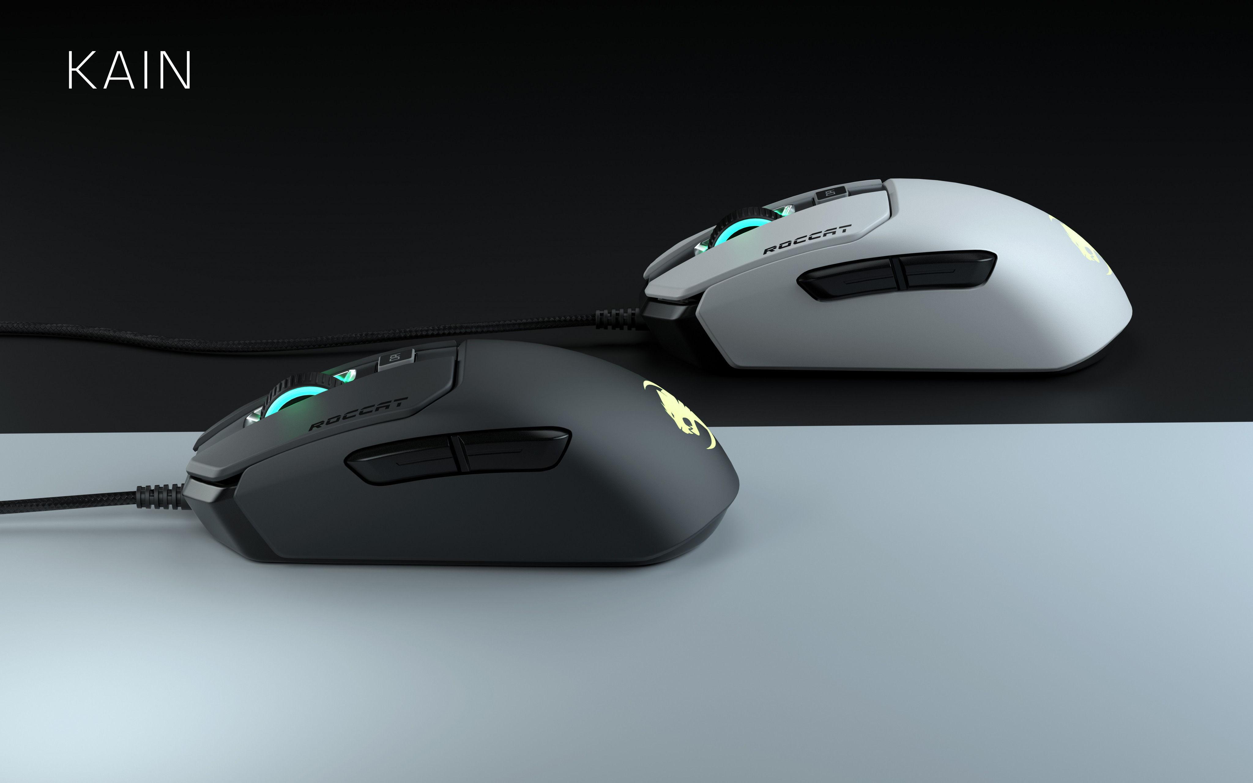 Les souris de la série Kain