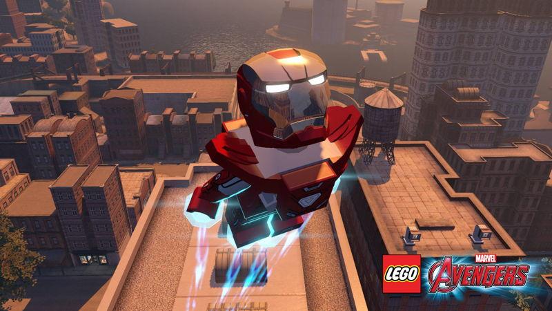 LEGO Marvel's Avengers (Screenshot)