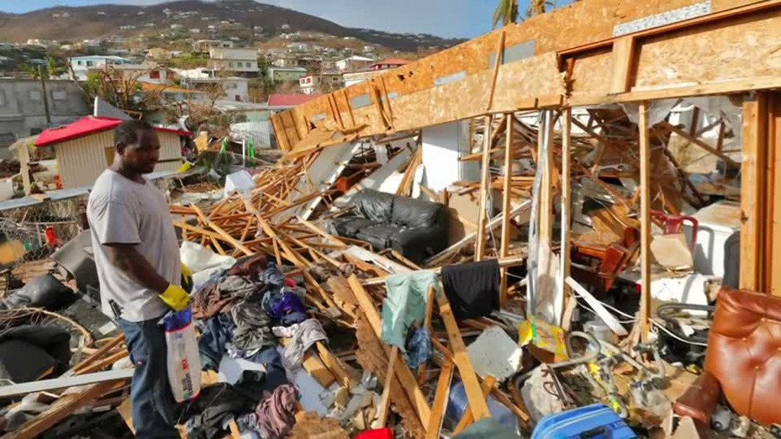Eastern Caribbean Central Bank Disburses EC$1 Million Grants to two Member Countries impacted by Hurricane Irma
