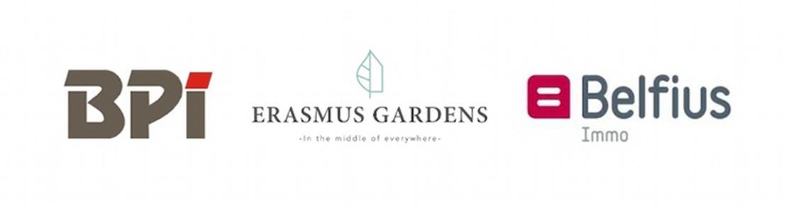 ERASMUS GARDENS récompensé : le projet reçoit le prix du