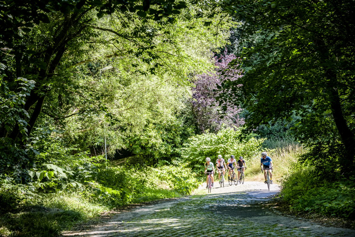 Foto: parcours van de Brabantse Pijl  (C): Lander Loeckx