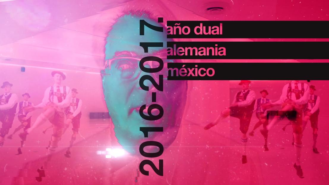 Vorstellung des offiziellen Videos zum Deutschlandjahr in Mexiko 2016-2017