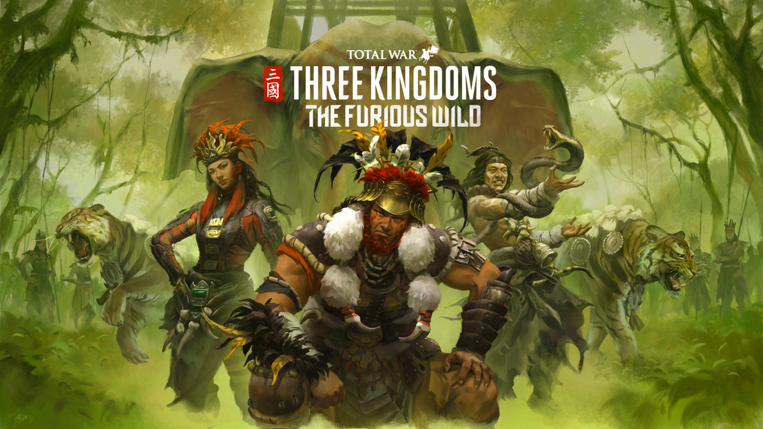 TOTAL WAR: THREE KINGDOMS - THE FURIOUS WILD IS OUT NOW!