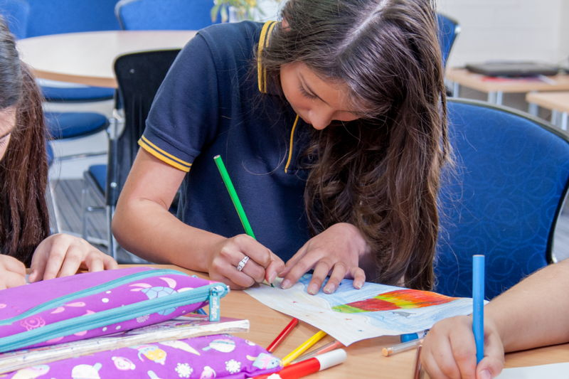 Draw a creative and original artwork for the BtN Welcome Book