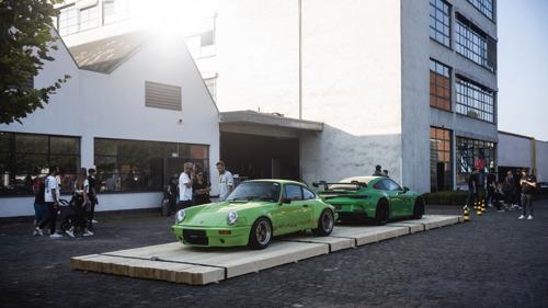 'Weltausstellung 2021': encuentro del Bauhaus y la cultura Porsche