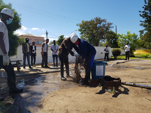MOZAMBIQUE - From reactive to proactive: how MSF in Beira is stepping up its disaster response