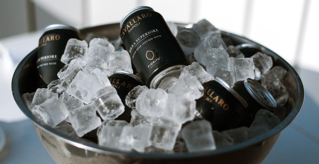 Cavallaro Napoli lanceert limoncello-biertje