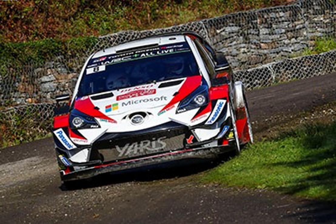 WRC RALLYE DEUTSCHLAND PREVIEW - TOYOTA YARIS WRC KEERT TERUG NAAR HET ASFALT IN DE RALLY VAN DUITSLAND