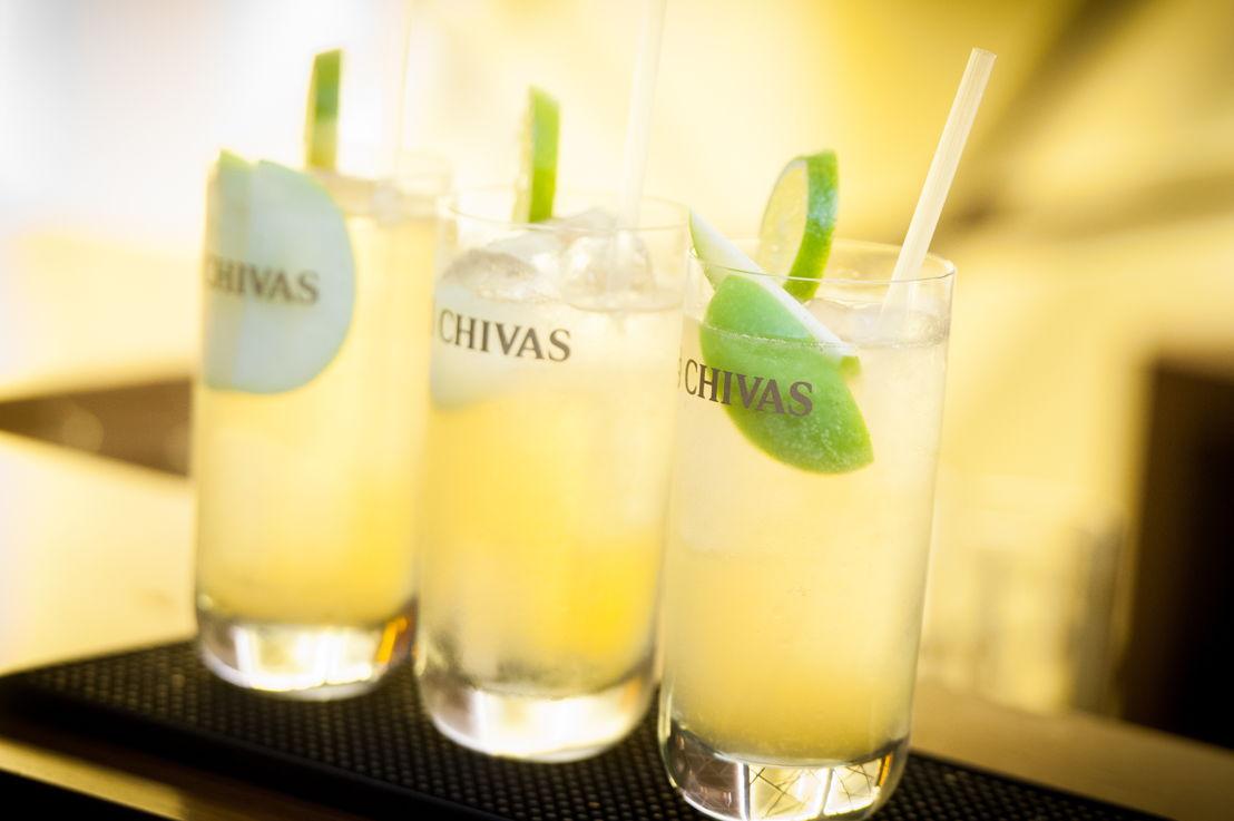 Cocktail Chivas Collins