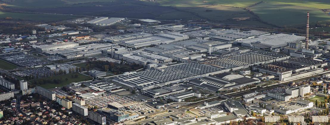 Heart of ŠKODA Production: 12 Million Cars Produced at Mladá Boleslav Plant