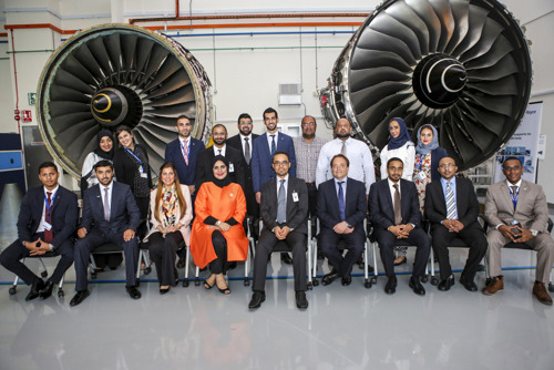Emirates' UAE Nationals complete Rolls-Royce Leadership Training