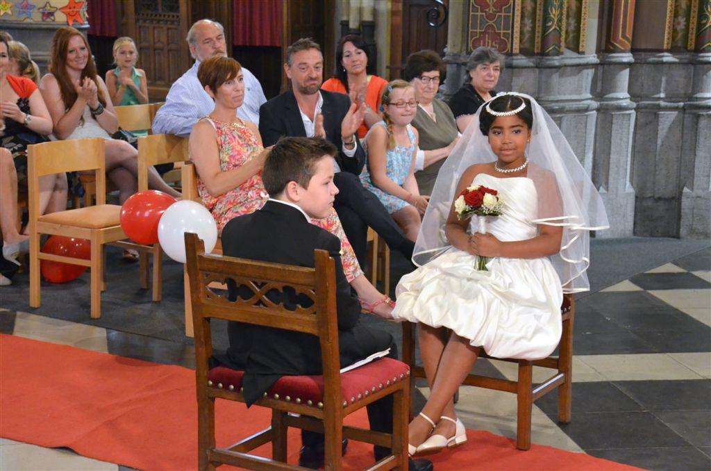 De Blacklist : trouwen - (c) VRT - deMENSEN