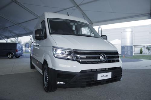 """El Grupo Volkswagen en México en su segmento de transporte y carga, presenta sus productos para una """"nueva era de movilidad"""""""