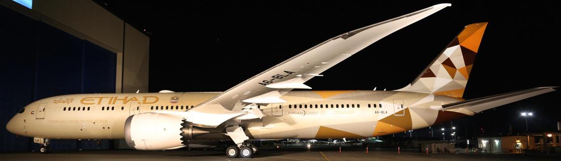 Etihad Airways wint award voor service aan boord