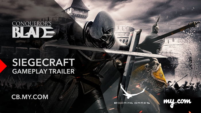 Preview: BOOMING GAMES DETAILS THE ART OF SIEGE WARFARE IN NEW GAMEPLAY TRAILER