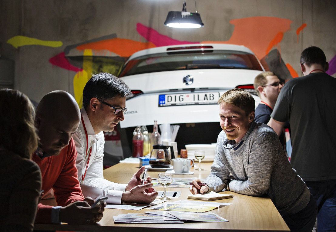 ŠKODA AUTO DigiLab develops technologies and solutions for mobility of the future