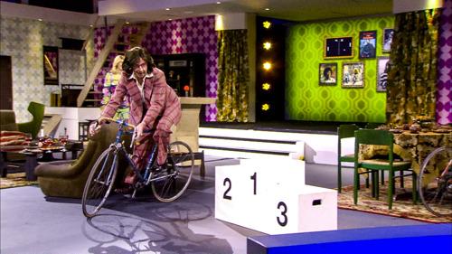 Martin Heylen en Eddy Planckaert fietsen terug naar 1972 in laatste Wat een Jaar!
