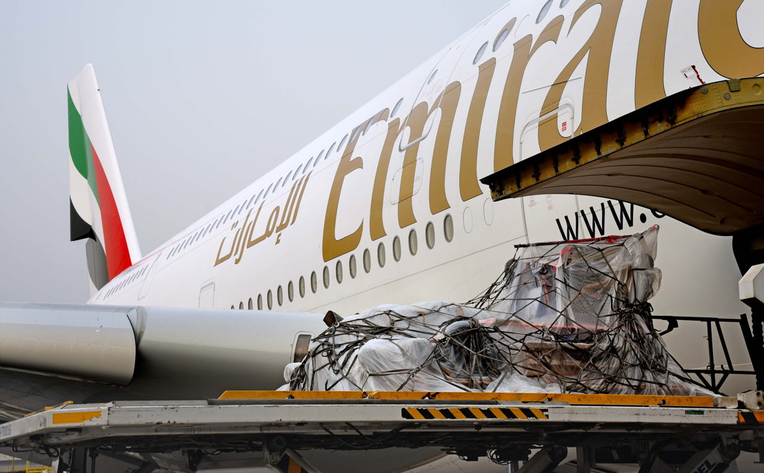 Emirates SkyCargo flies Sri Lanka built race car to Silverstone