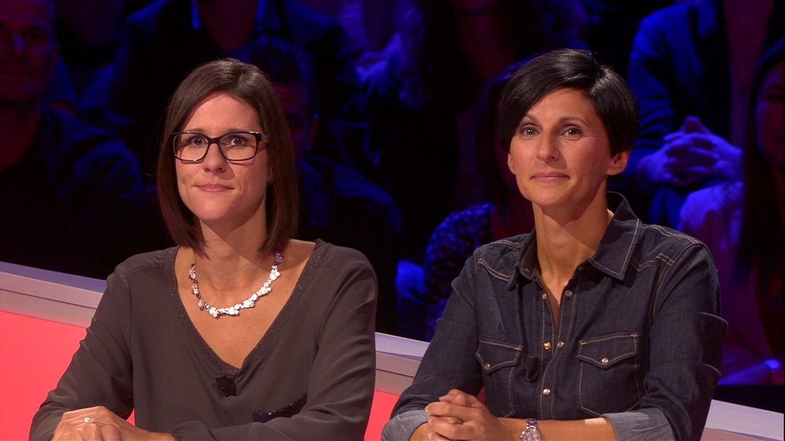Aflevering 2: Sandra en Leatitia <br/>De allesweter (c) VRT
