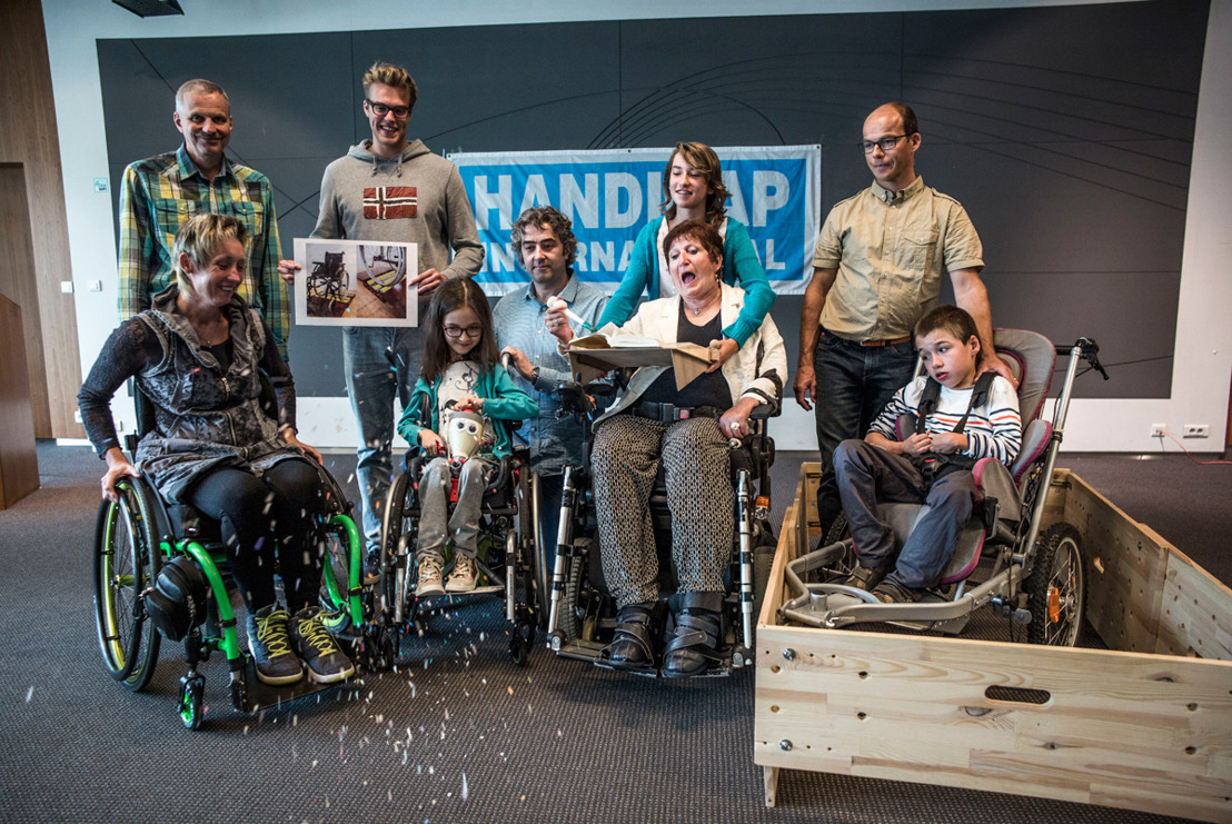 Handicap International organiseert opnieuw 'Design With A Heart'