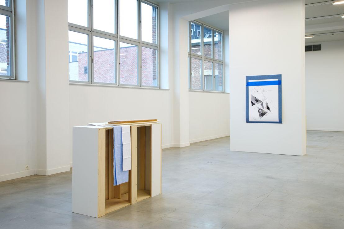 Jimmy Robert. Untitled (Smile) & Untitled (Agon), 2015, M - Museum Leuven. Foto (c) Dirk Pauwels