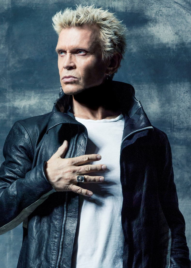 Billy Idol - (c) Michael Muller