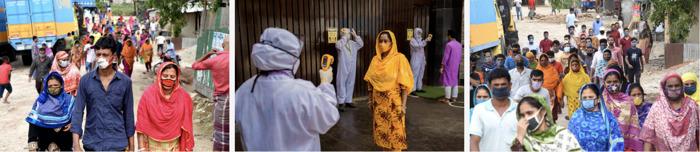 Van België tot Bangladesh: De impact van de coronacrisis op de kledingindustrie