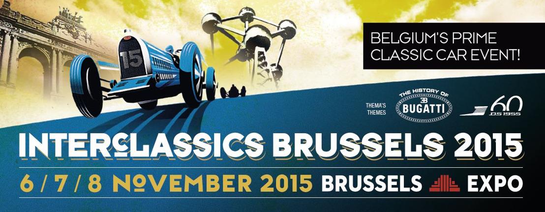 Le Prince Laurent assiste à l'ouverture d'InterClassics Brussels