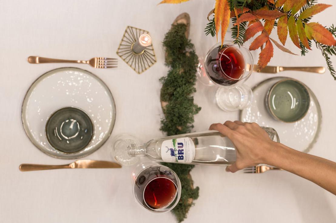 BRU® et le vin, un mariage du meilleur cru