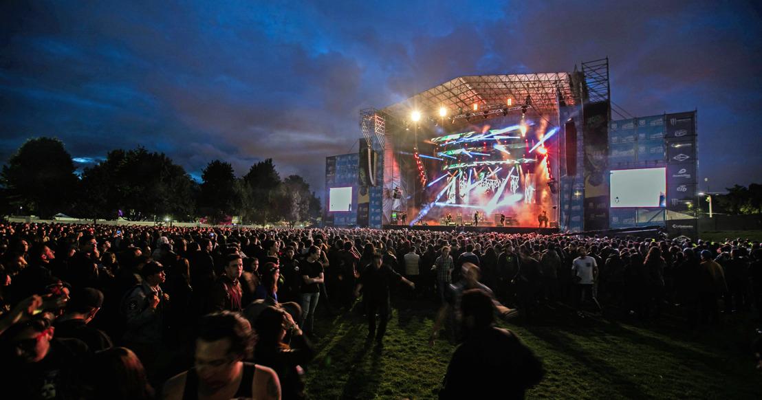 Iluminación Jaime Dussan puso a gozar a miles en Rock al Parque 2018 con la calidad sonora de ShowMatch DeltaQ