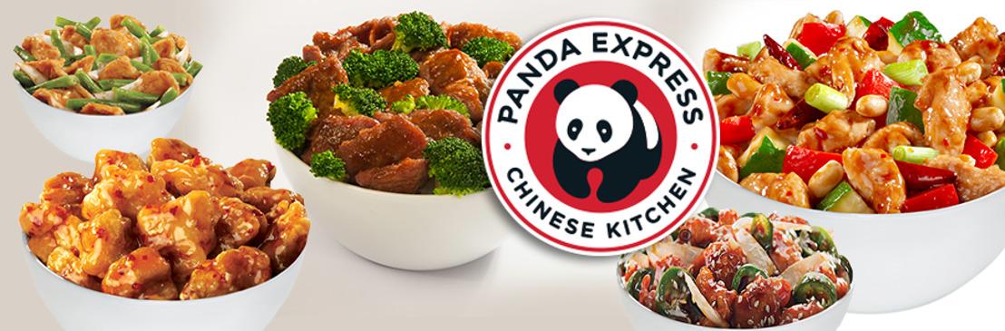 ¡Panda Express pone la comida para la hora de estudiar!