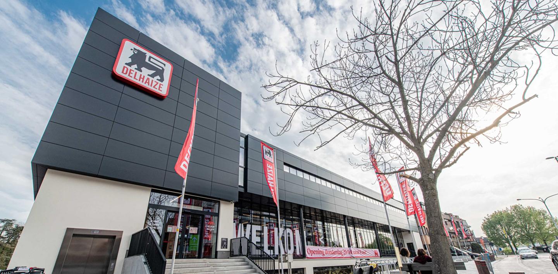 Delhaize-supermarkt Aalst volledig vernieuwd volgens gloednieuw supermarktconcept