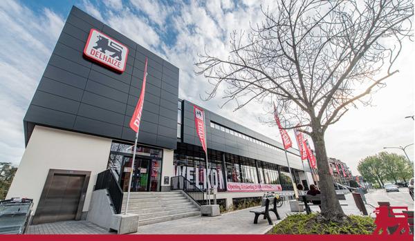 Preview: Delhaize-supermarkt Aalst volledig vernieuwd volgens gloednieuw supermarktconcept