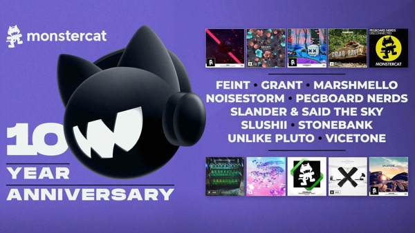 Preview: Rocket League Celebra el 10mo Aniversario de Monstercat