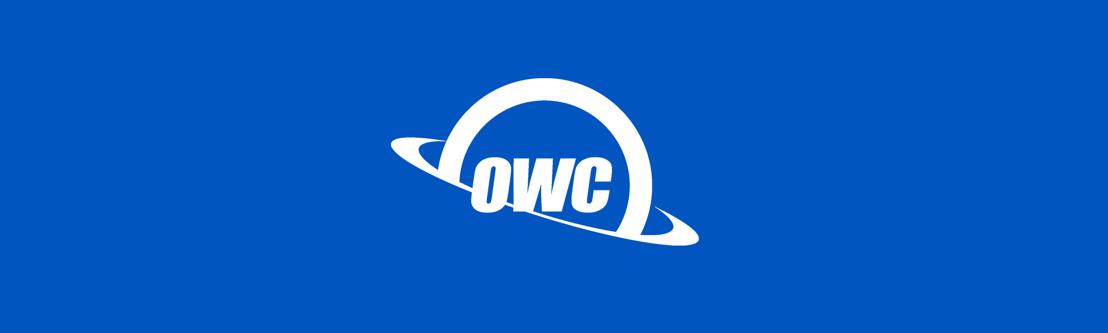 OWC Announces Cine Gear 2021 Product Line Up