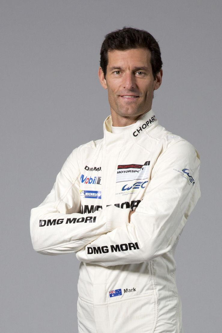 Mark Webber<br/>LMP1 #17