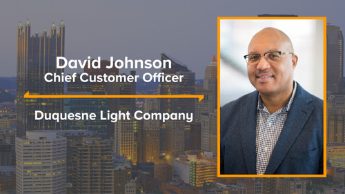 David L. Johnson Joins Duquesne Light as New Chief Customer Officer