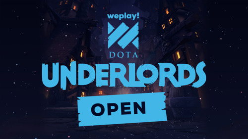 Autobattler Esportainment: WePlay! Esports announces its first open Dota Underlords tournament with a $15,000 prize pool