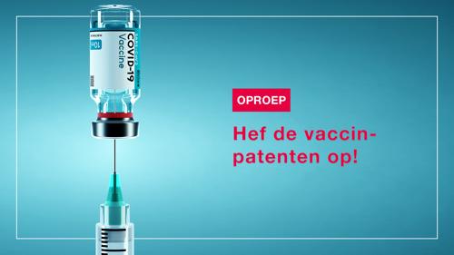 Vrijzinnig humanisten roepen EU op om vaccinpatenten op te heffen