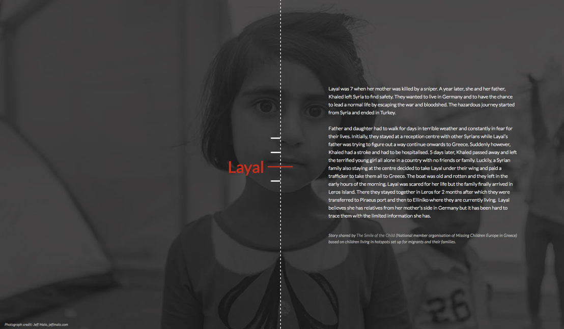 Website / Story Layal