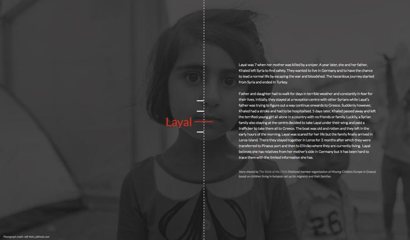 Website / Story Layal