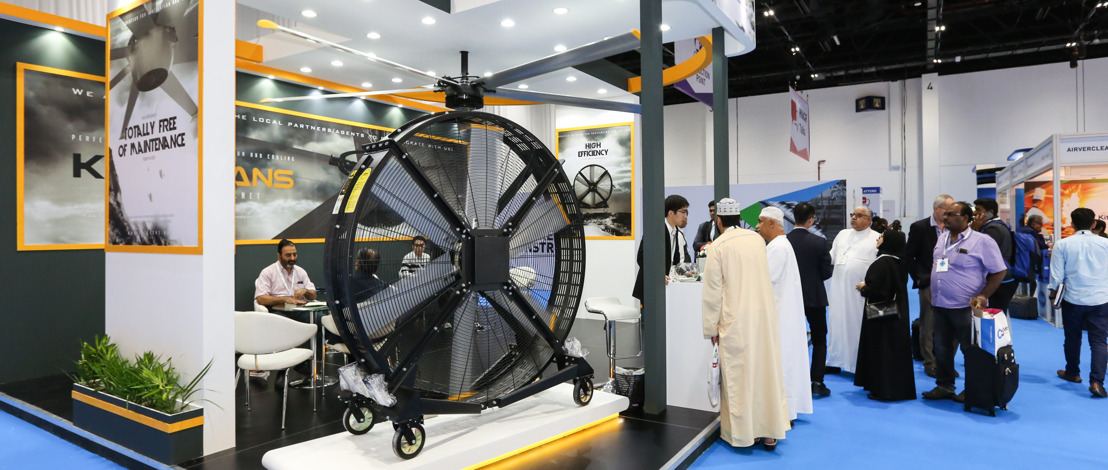 HVAC R EXPO WILL RETURN TO DRIVE INNOVATION IN THE UAE AND GCC MARKETS
