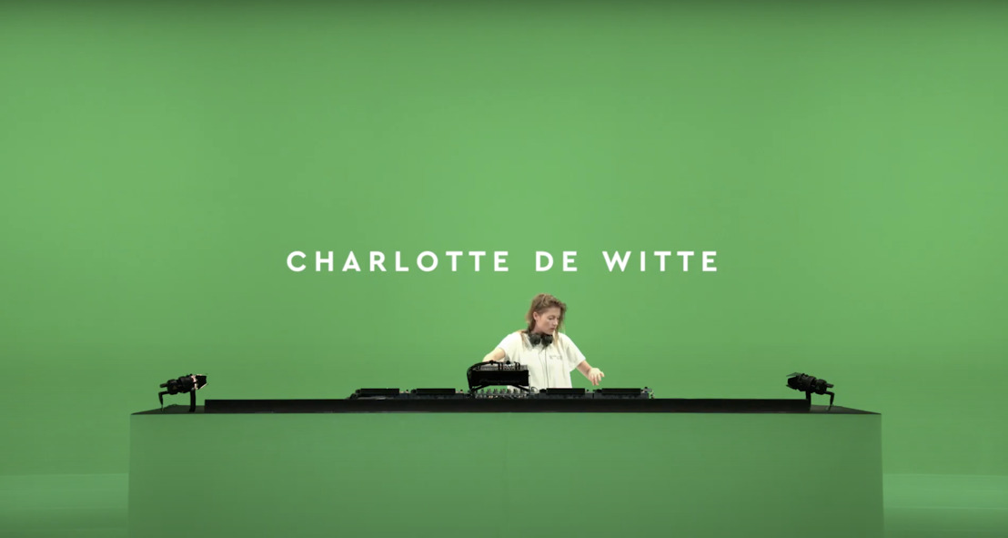 Countdown to Tomorrowland 31.12.2020 with Charlotte de Witte