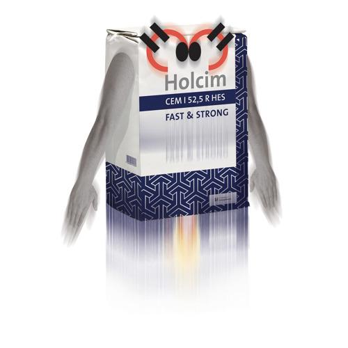 Metselen in de winter: Fast & Strong van Holcim maakt het mogelijk