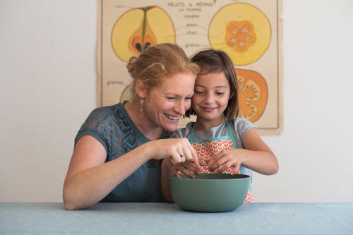 Les Éditions Érasme publient le premier livre belge qui combine mathématiques et cuisine pour les tout-petits